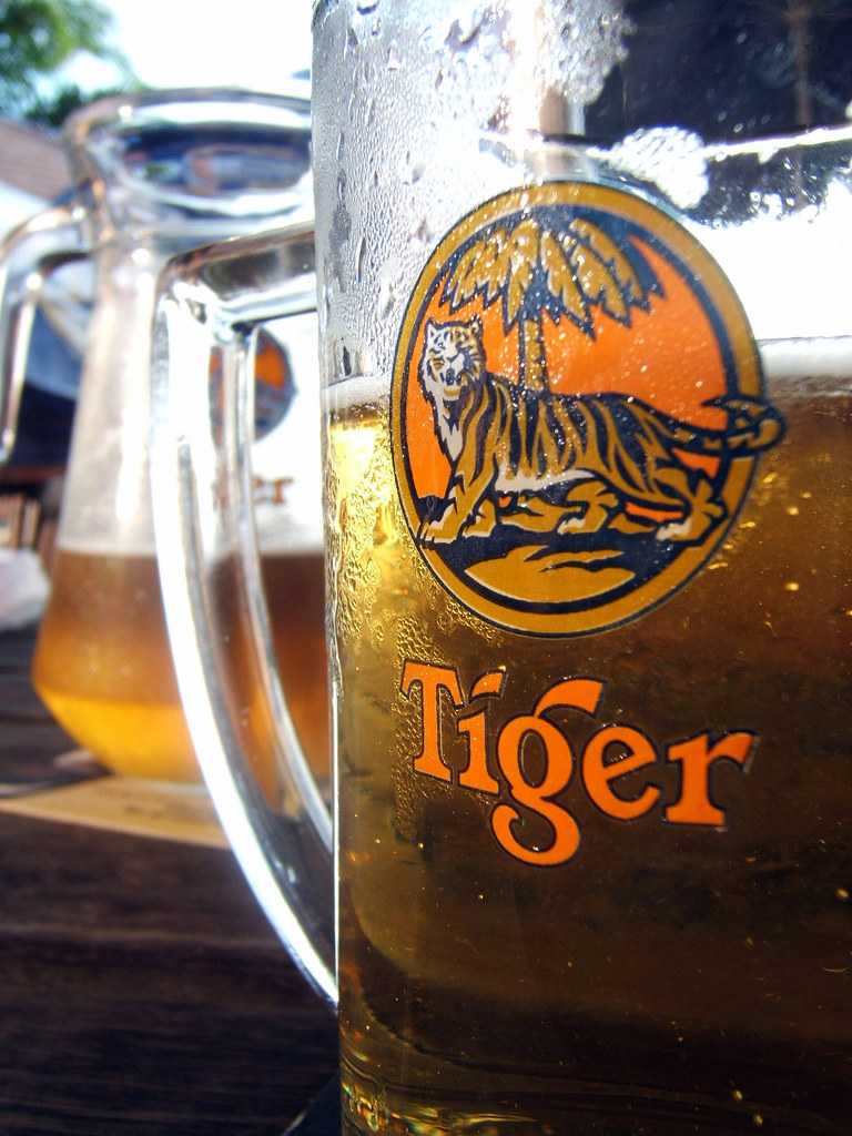 Tiger Beer, Malaysia