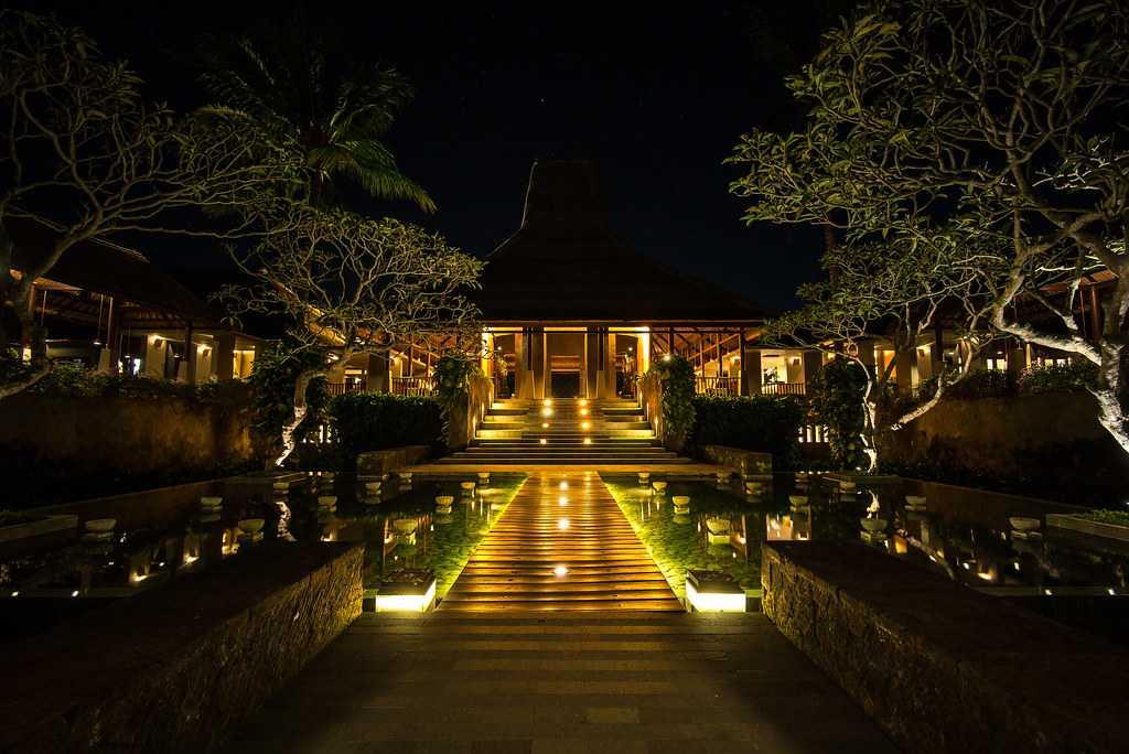 Maya Ubud Resort, Bali, Architecture of Bali