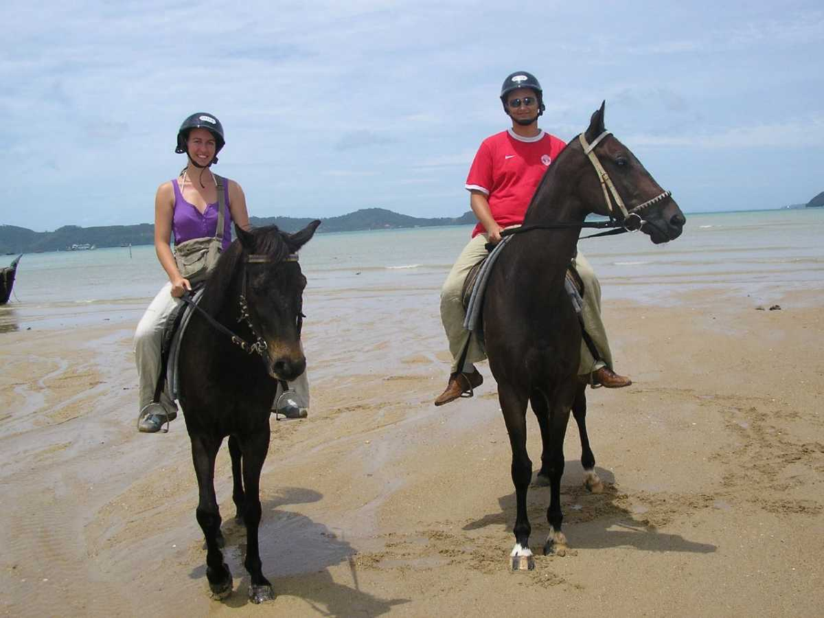 Horse Riding in Phuket