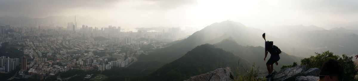 Lion Rock Hong Kong