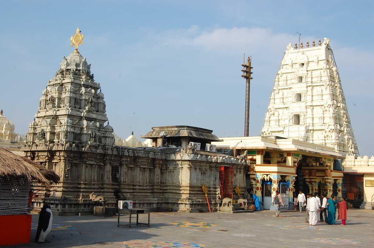 Srikalahasti Temple, Chittoor (2019) - Images, Timings