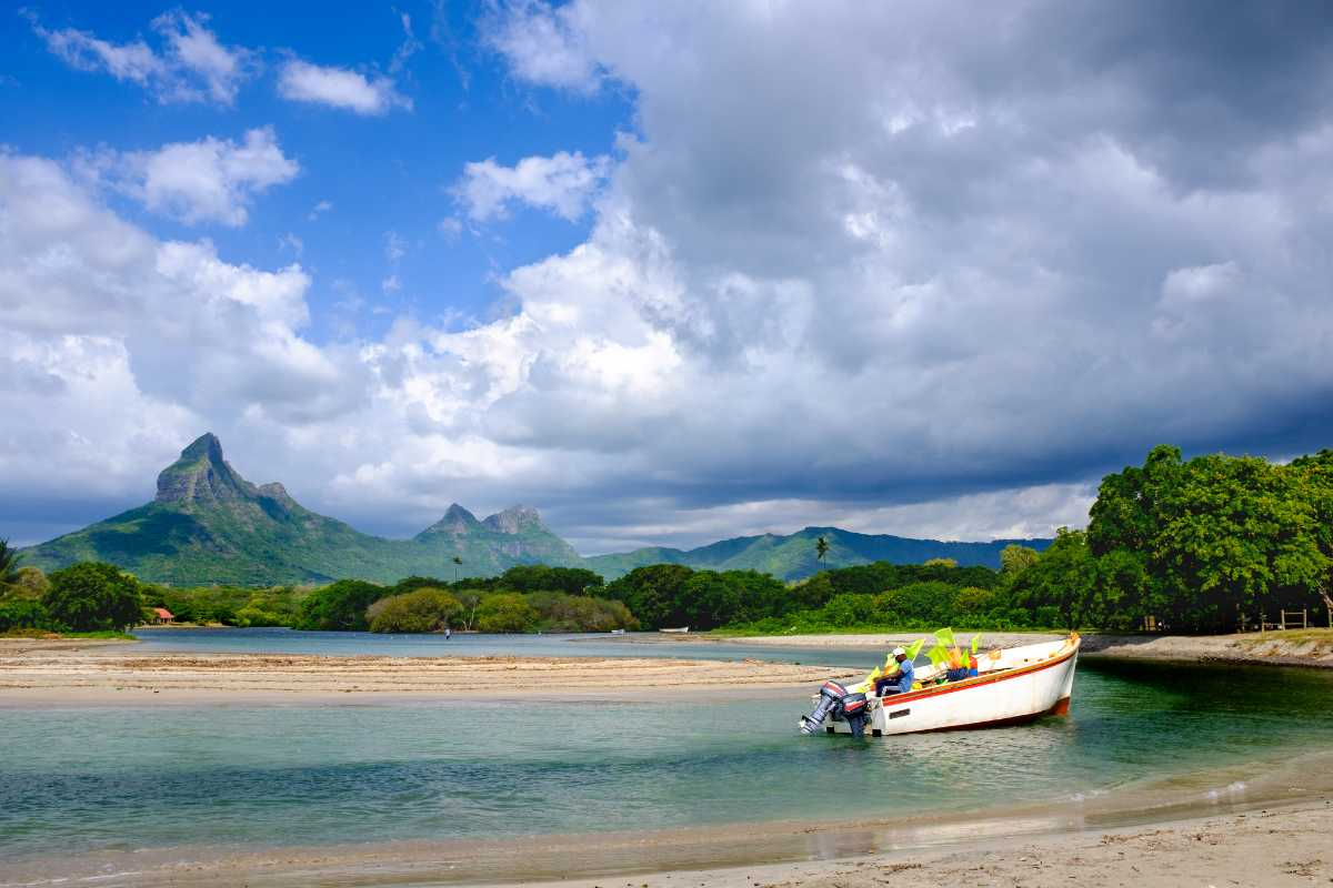 Tamarin Bay, Snorkelling in Mauritius