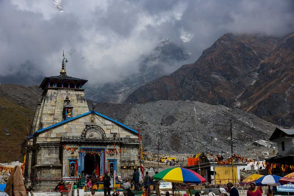 Kedarnath by Helicopter