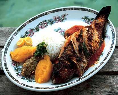 culture of seychelles, seychelles cuisine