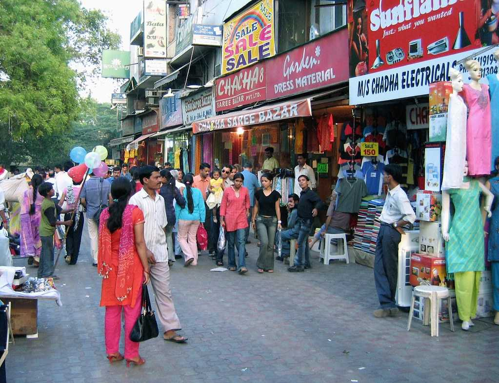 Sarojini Market, Cheapest Places to Shop in Delhi