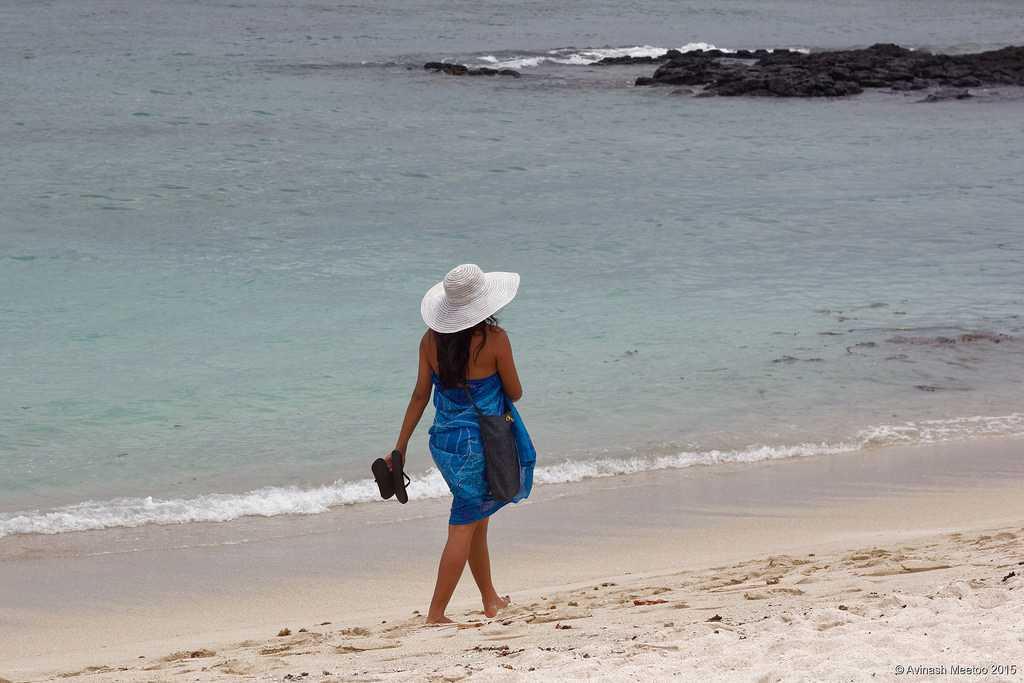 La Cambuse Beach, Mauritius in May