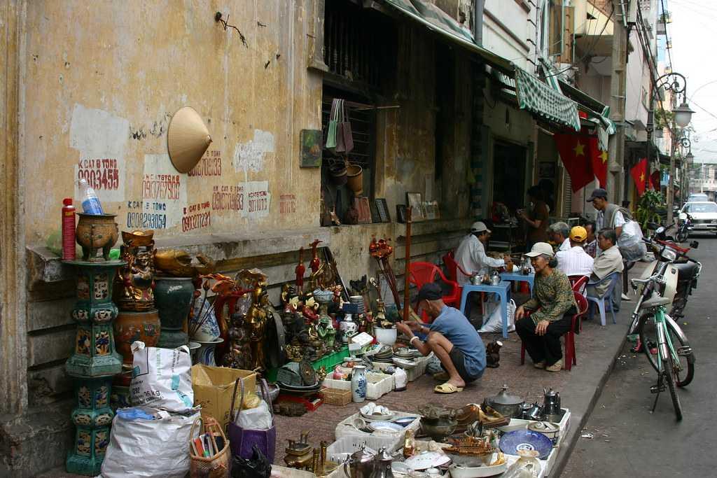 Ho Ch Minh City Flea Market