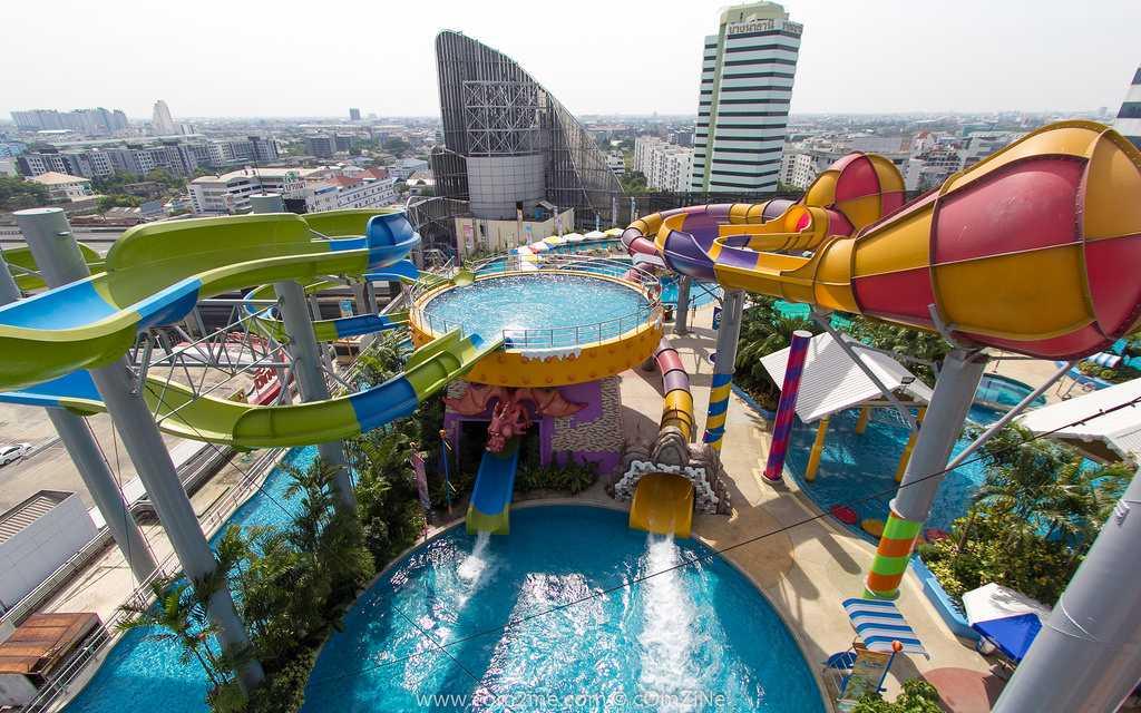Pororo Aquapark, Waterparks in Bangkok