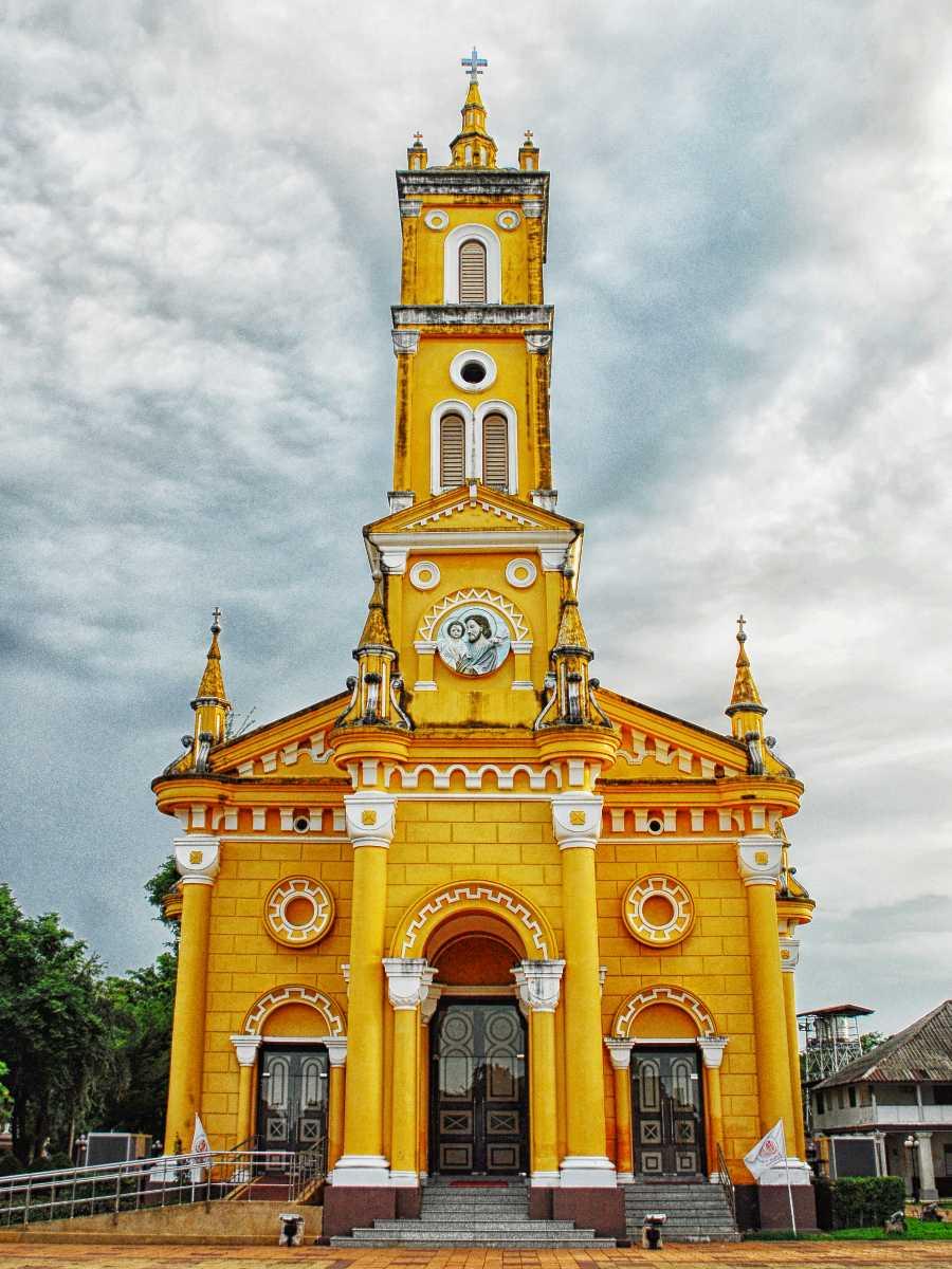 Saint Joseph Catholic Church, Ayutthaya