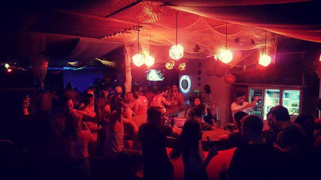 Sandcastle Club, Nightlife in Koh Phangan