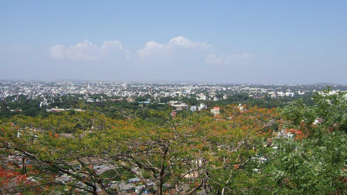 Parvati Hill, Romantic Places in Pune