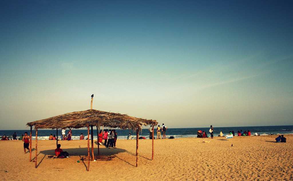 Pondicherry Beach Hotels