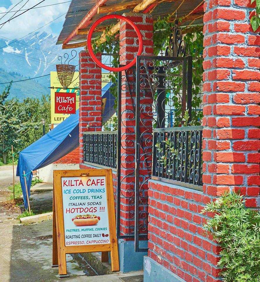 Kilta Cafe, Cafes in Manali