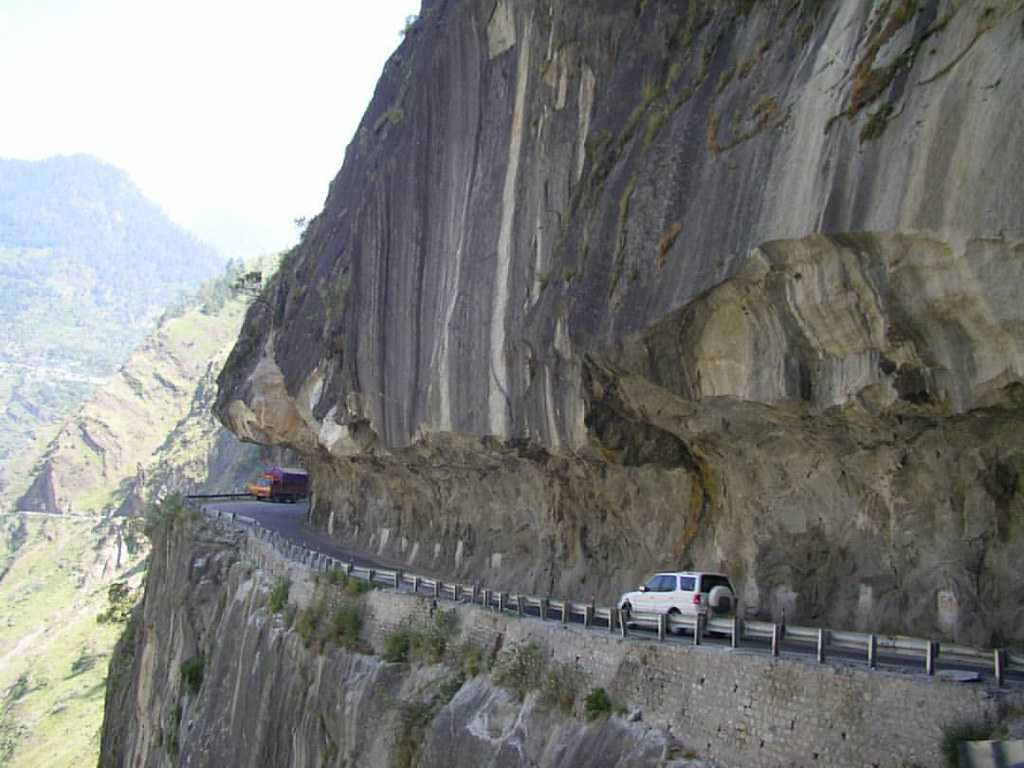 Shimla to Manali by Car