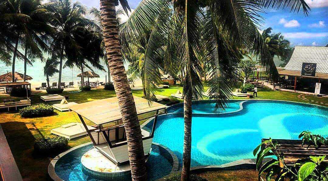 Infinity Beach Club, Nightlife in Koh Phangan