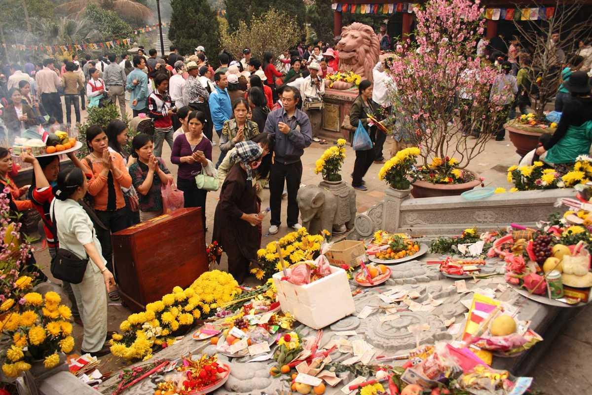 Festivals In Vietnam, Perfume Festival