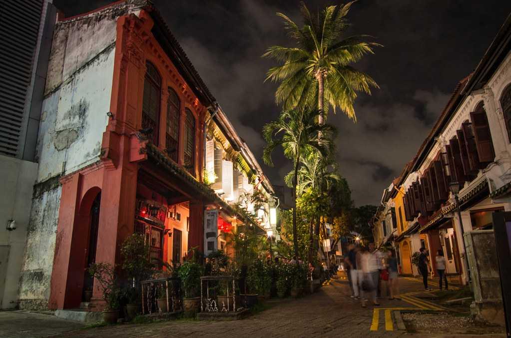Emerald Hill Road Singapore
