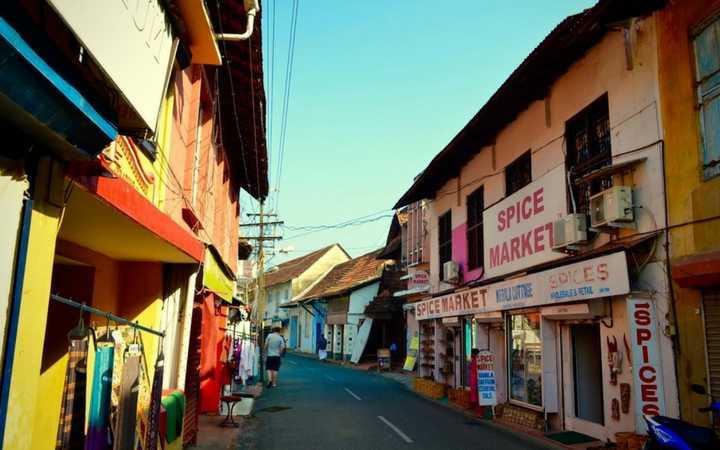 Fort Kochi Streets
