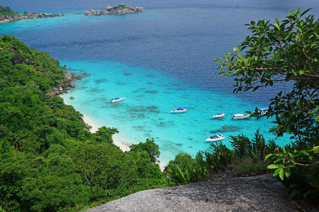 Similan Islands, Snorkelling in Thailand