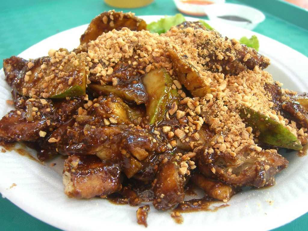 Rojak, Dishes of Singapore