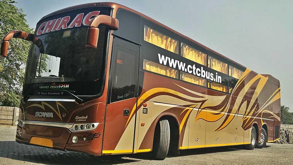 Hyderabad to Lonavala by Bus