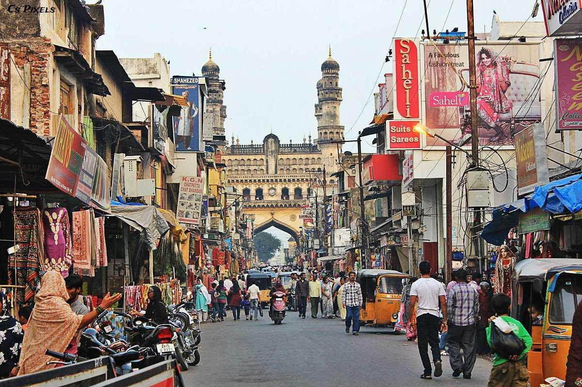 Image result for laad bazar hyderabad