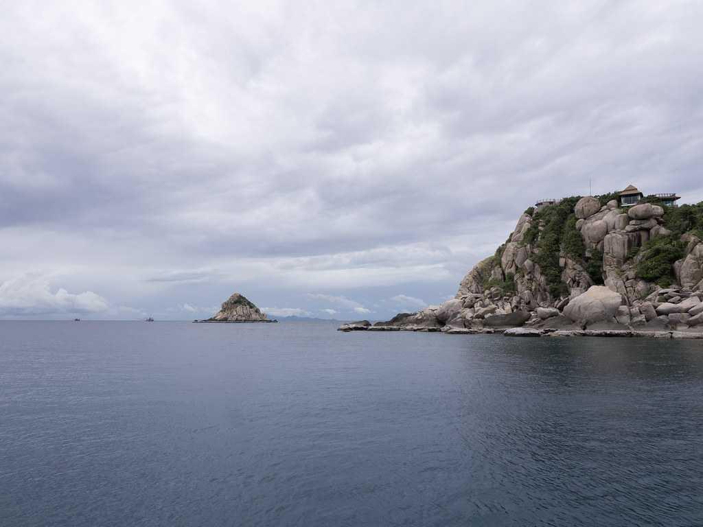 Shark Island, Diving in Koh Tao