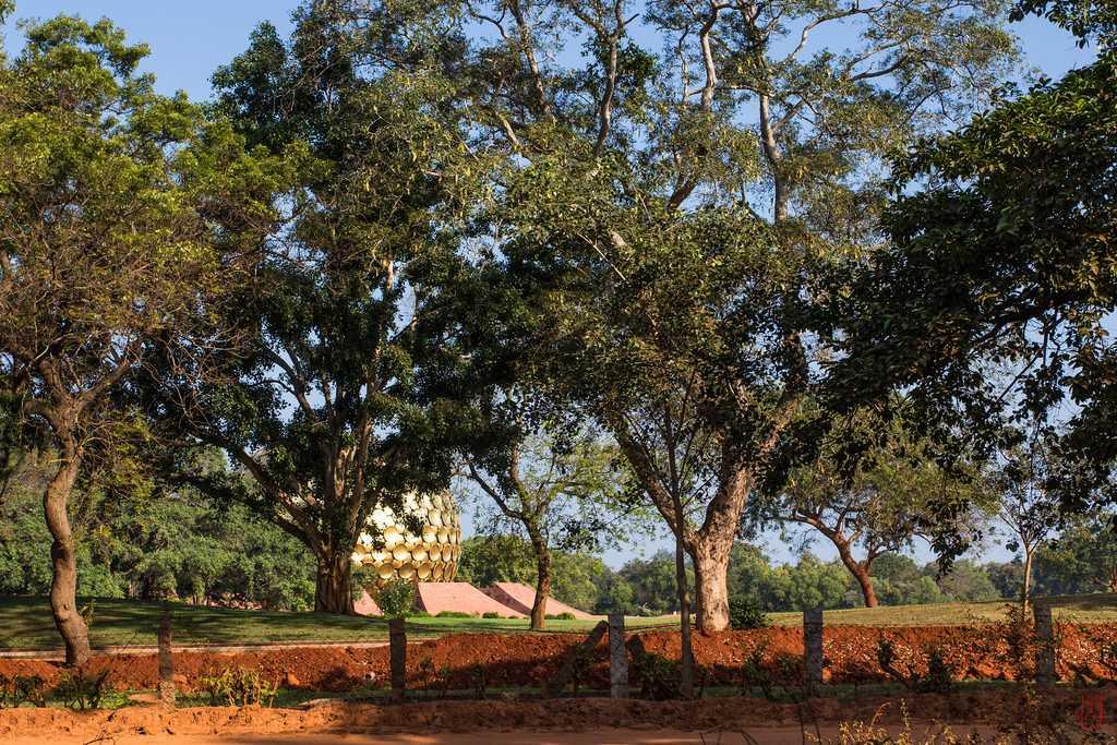 Winter season, Auroville