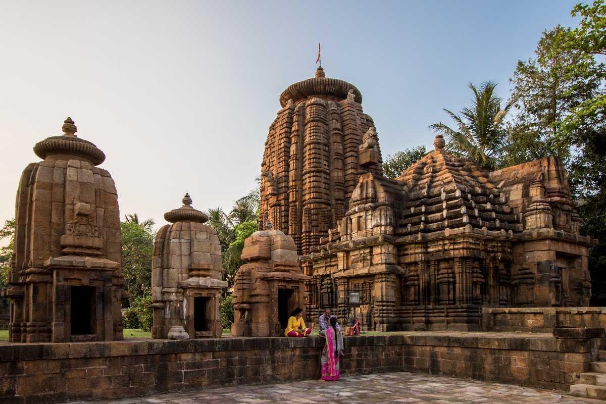 Siddheswar Mandir - Bhubaneswar