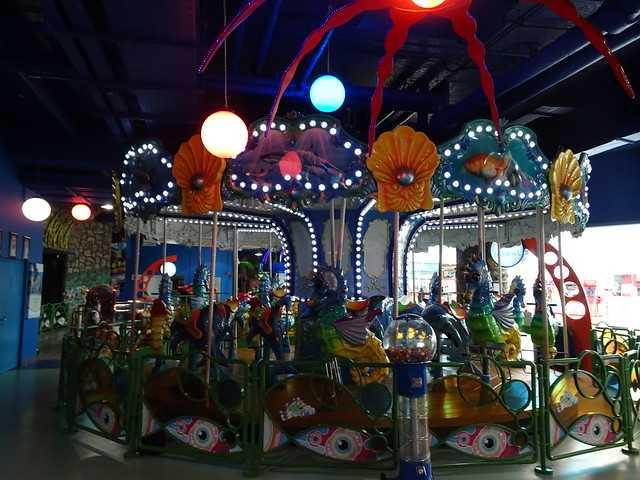 Sparkys at Mushrif Mall