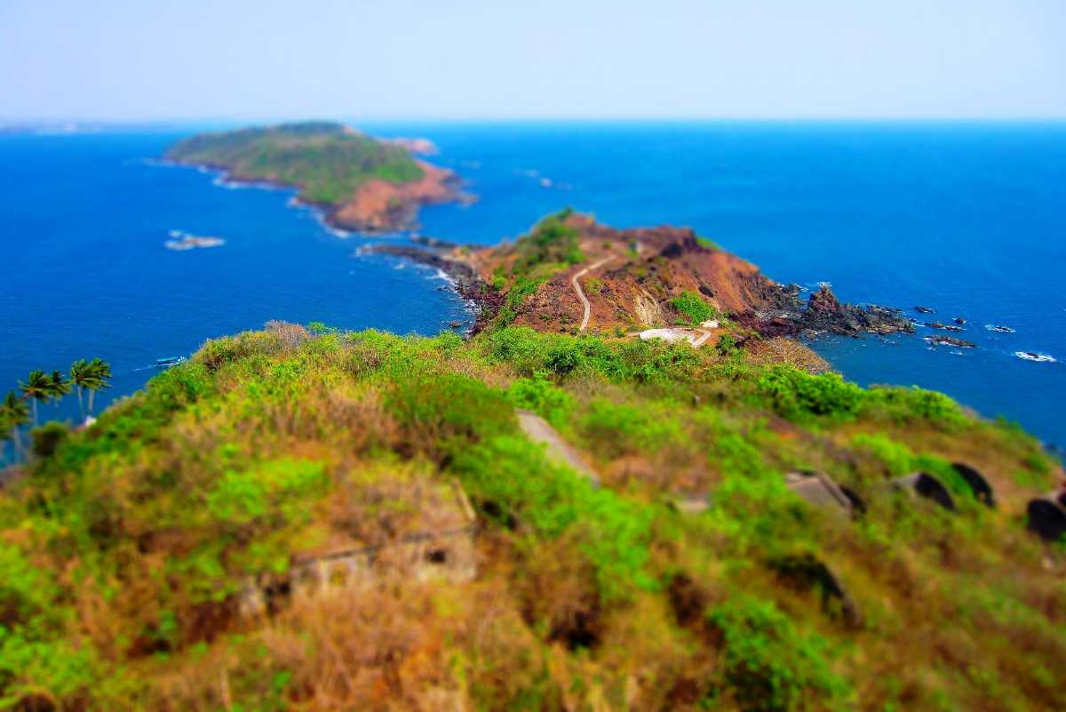 Grande Island, Scuba Diving in Goa