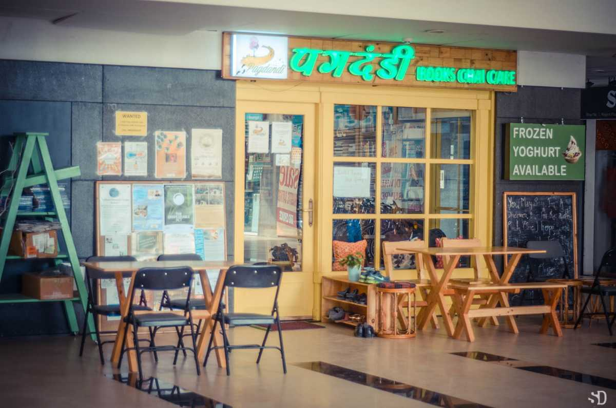Book Chai Cafe, Cafes in Pune