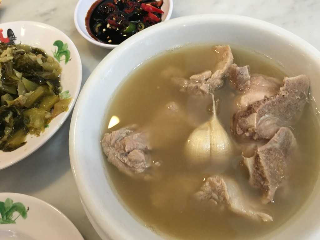 Bak Kut Teh, Dishes of Singapore