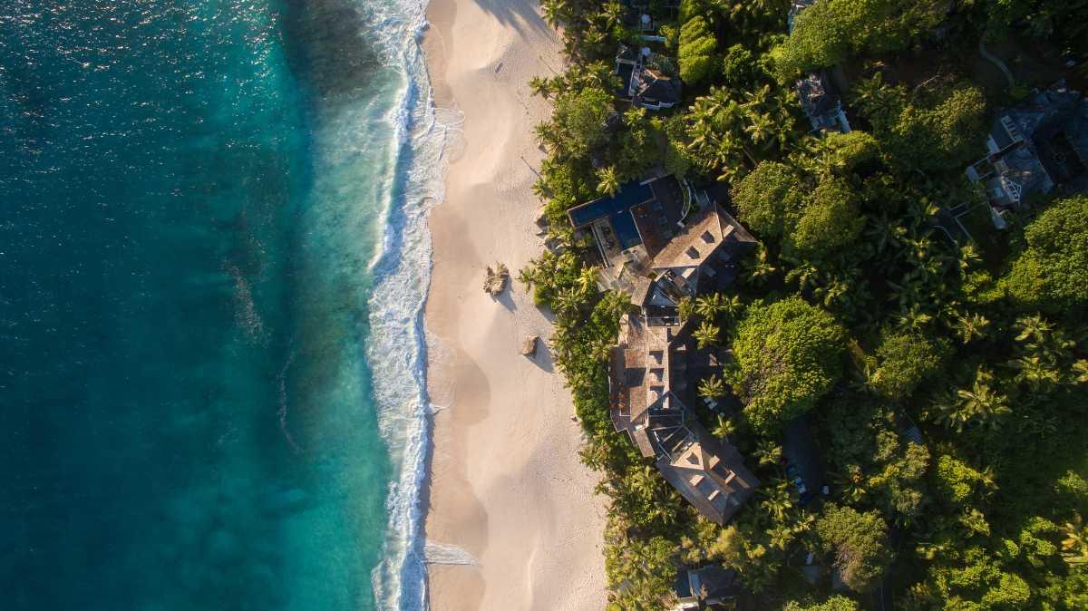 Anse Intendance Seychelles
