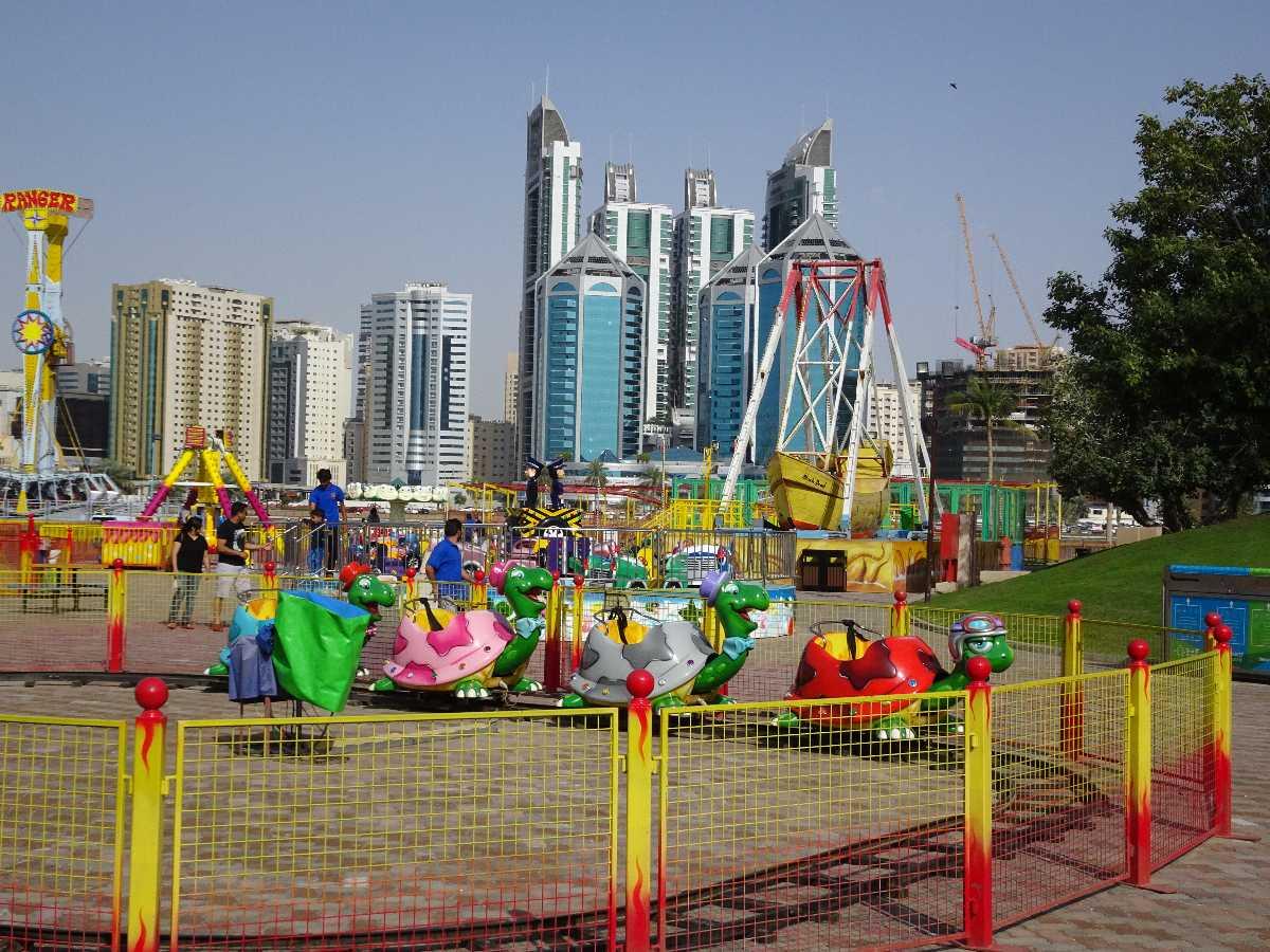 Al Montazeh Park