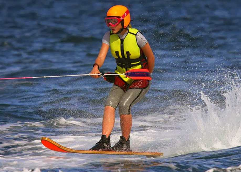 adventure sports goa, water skiing in goa, adventure activities in goa