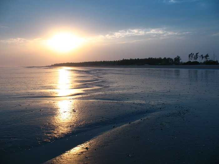 Mandarmani Beach near Kolkata, West Bengal| Resort, Hotels, Beach