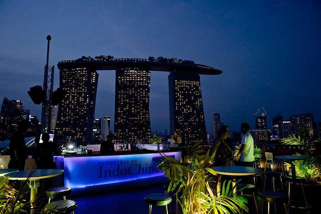 Indochine at Gardens by the Bay