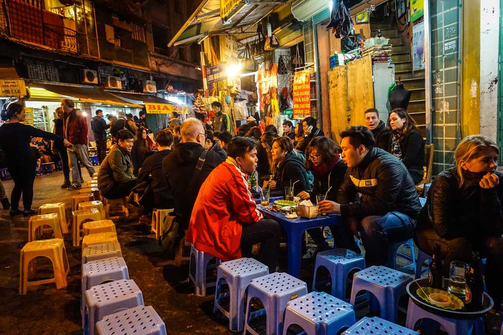 Street Food Hanoi Walking Tour