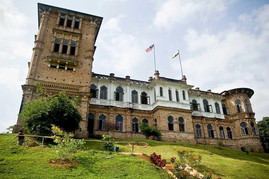 Kellie's Castle, Ipoh