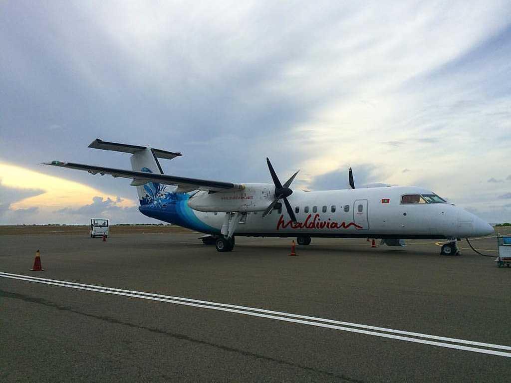 Thimarafushi  Airport, Airports in Maldives