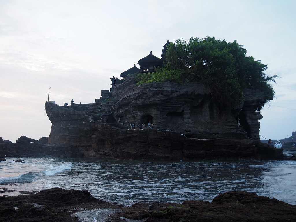 Tanah Lot, a 16th Century Hindu-Balinese Temple