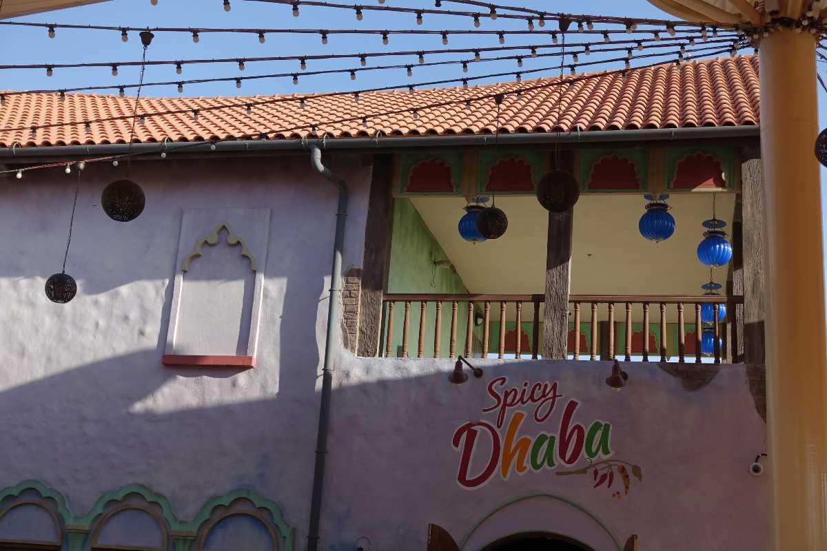Spicy Dhaba, Bollywood Parks Dubai