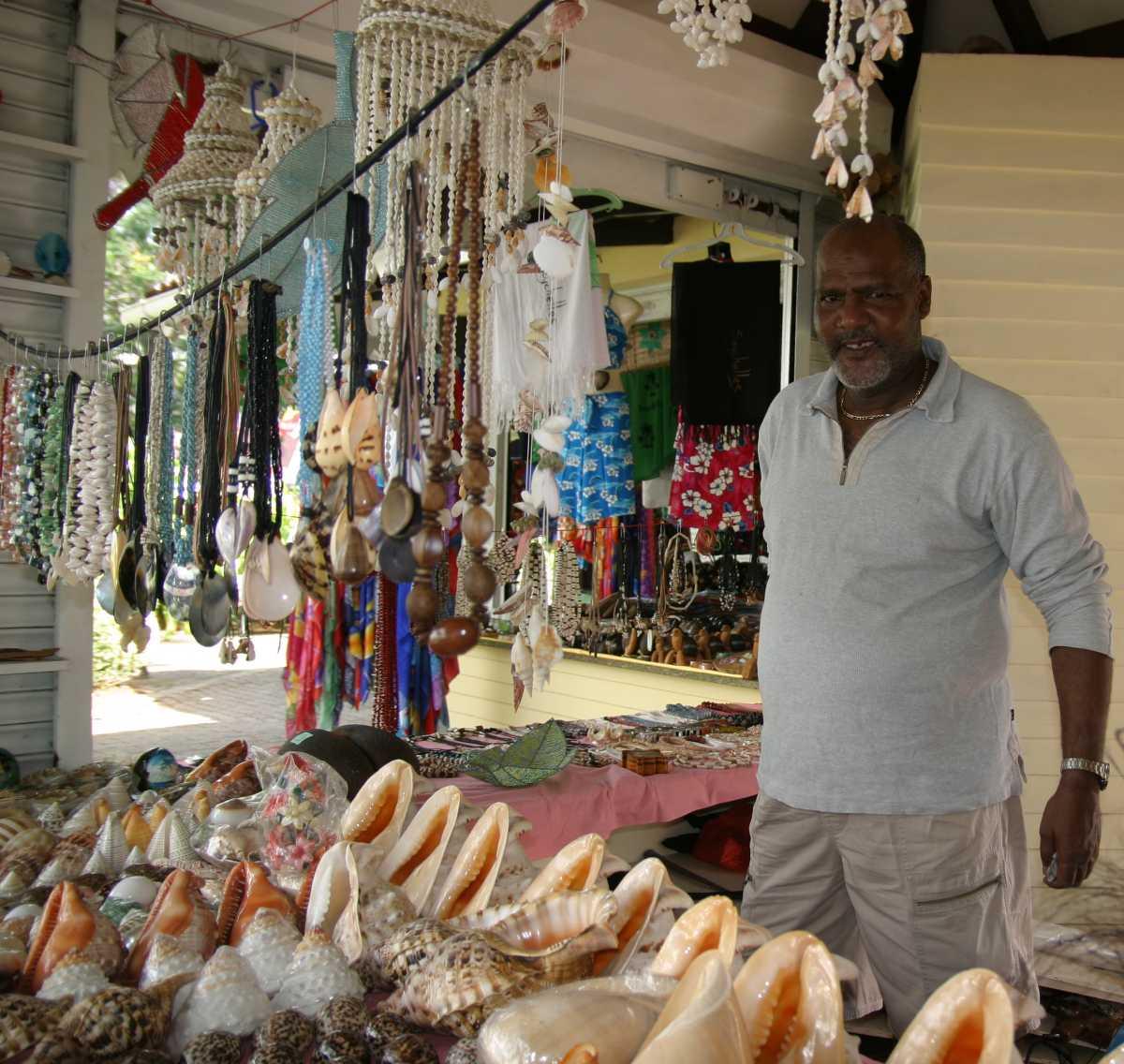 Seychelles souvenirs, Shopping in Seychelles