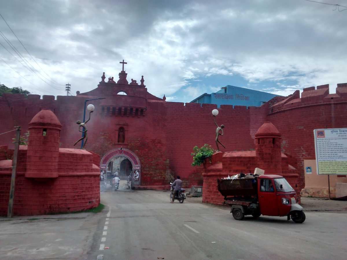 Gateway to Diu