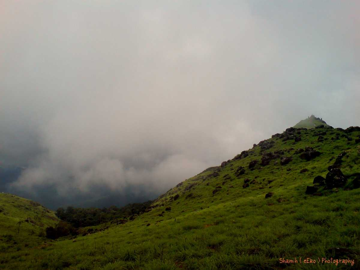 Ponmudi Hill Station