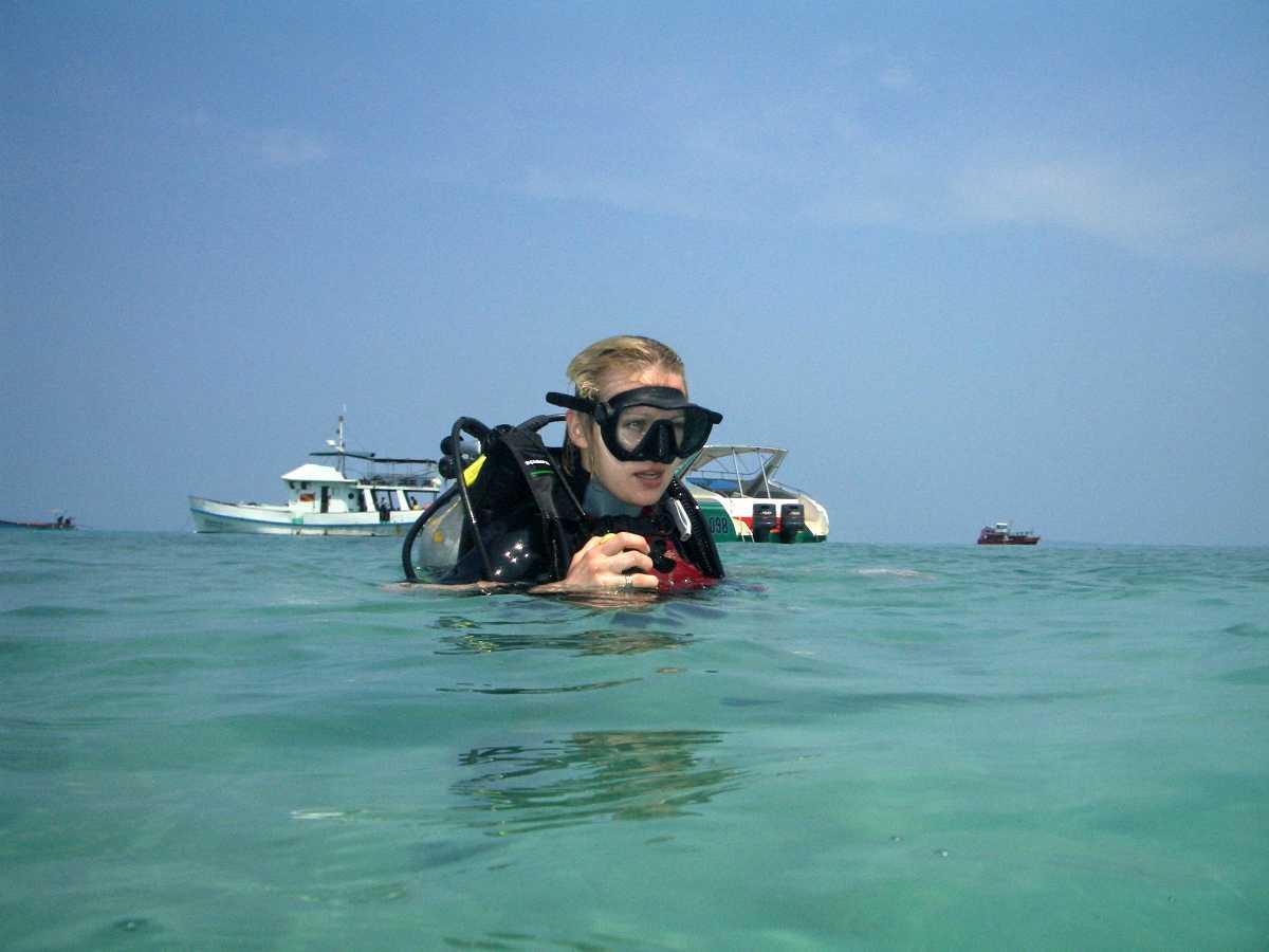 Scuba Diving in Pattaya