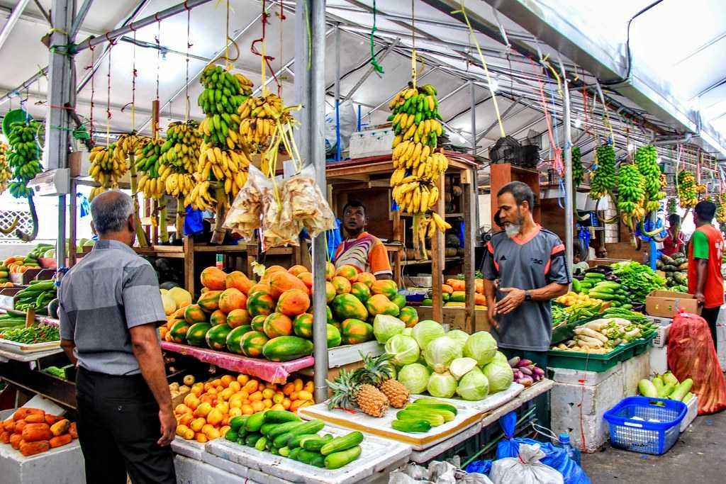 Male Local Market