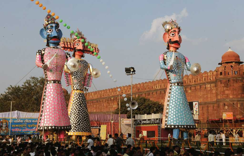 Dusserhra, Festivals of India