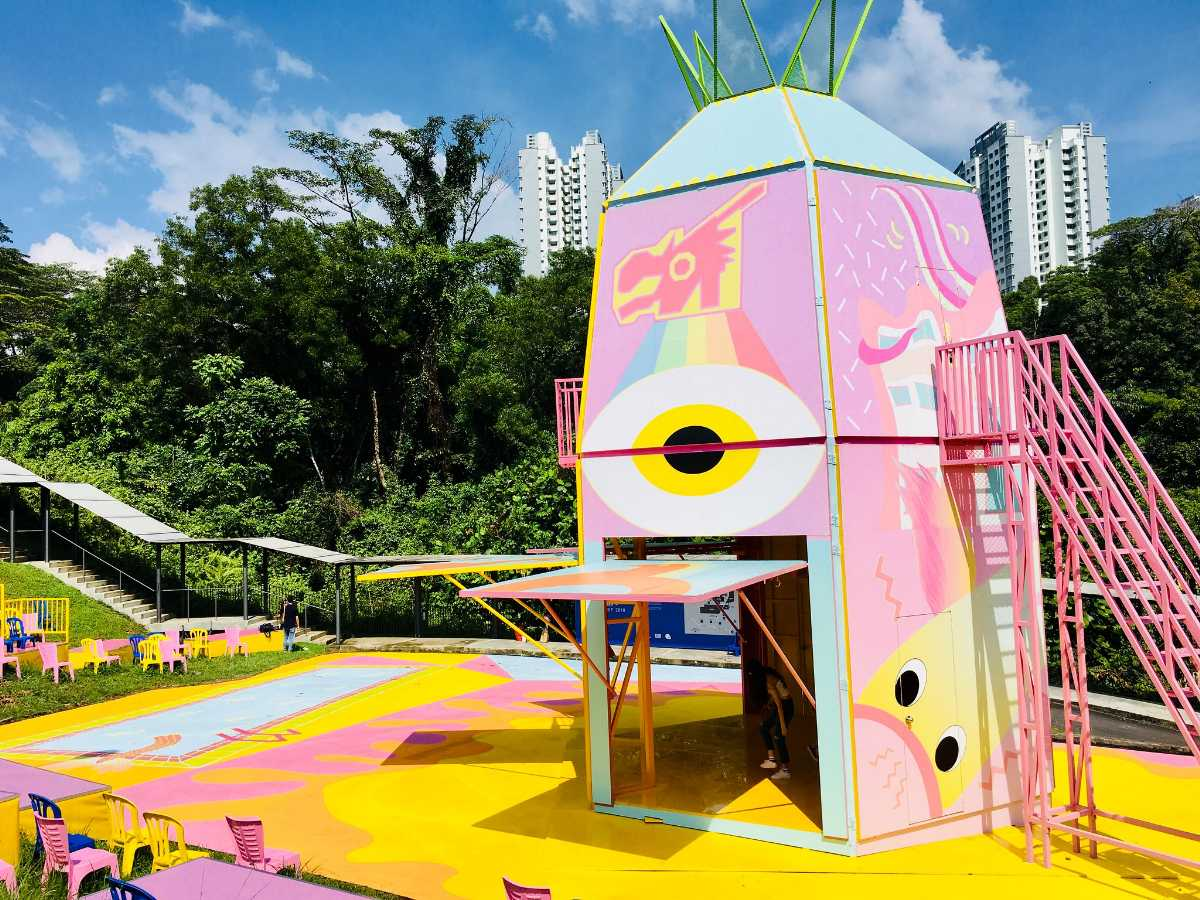 The Playeum at Gillman Barracks Singapore